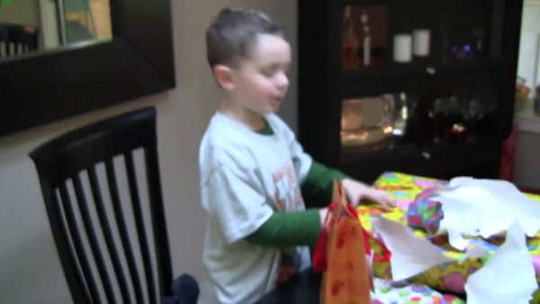 2010 - Jake's 4th Birthday