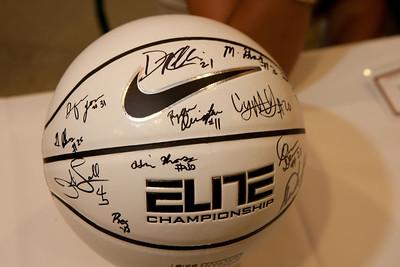 Men's Basketball Banquet - April 14, 2010