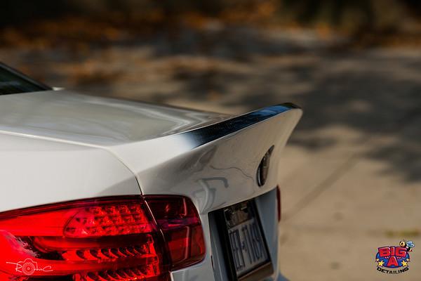 Big A Detailing | BMW 335