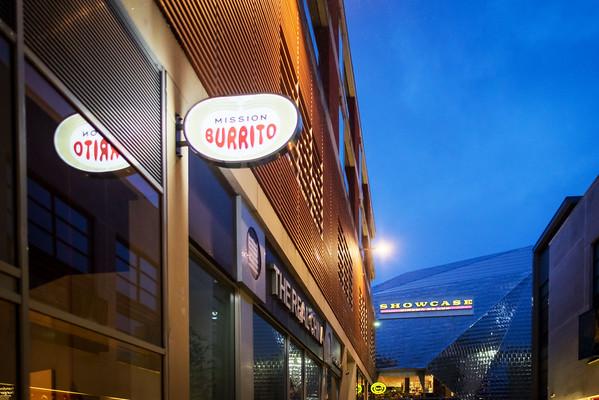 Leicester Mission Burrito