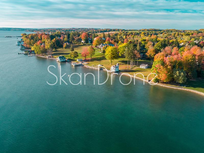 Fall Shoreline