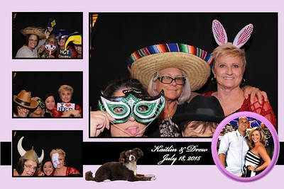 Endres Wedding Photo Booth 7.18.2015