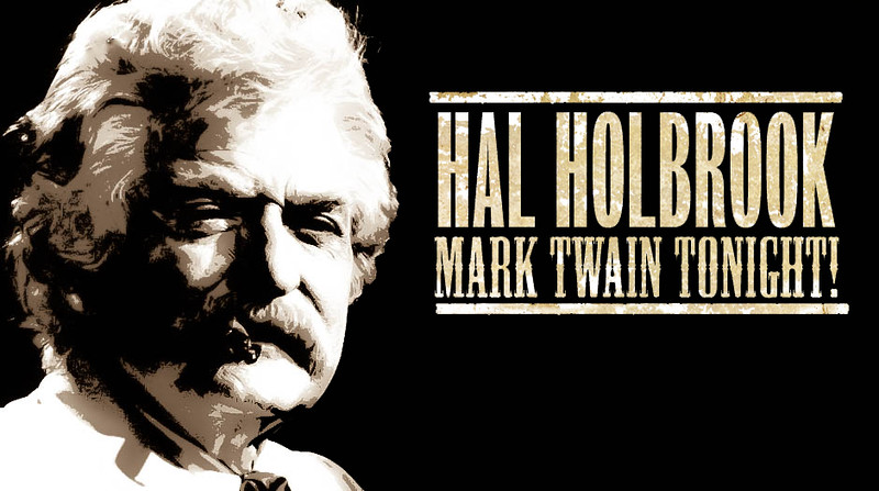 Hal Holbrook in Mark Twain Tonight!