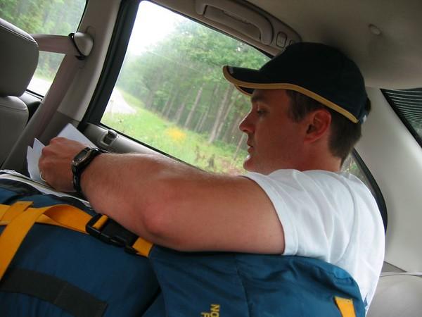 Hillbilly Backpack 2005