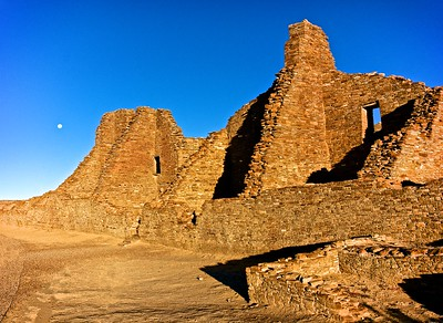 Return to Chaco Canyon, October 2013