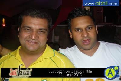 Jus Jazzin - 11th June 2010