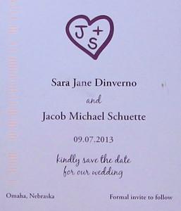 Schuette/Dinverno Wedding