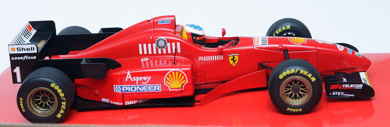 1996 #1 Ferrari F310 Michael Schumacher SOLD 1/14/14