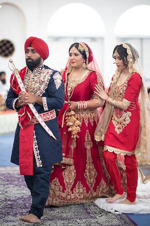 Wedding Day (Raman Side) + Photoshoot