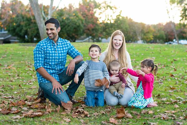 Mathew Family 11.21.16