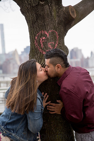 Sabrina & Freddy's Engagement Session
