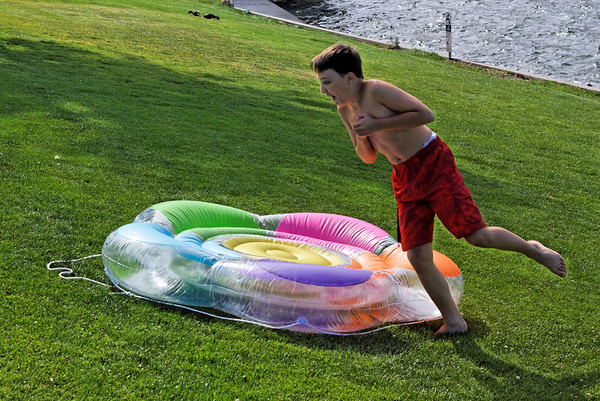 Family - Lake Chelan, WA - September 3-5, 2010
