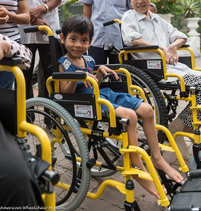Haiphong Wheelchair Deliveries