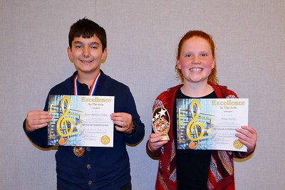 PTA Council Honors Clever Kids at Reflections Ceremony