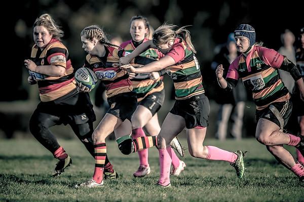 Harrogate Rugby Ladies v Littleborough Ladies