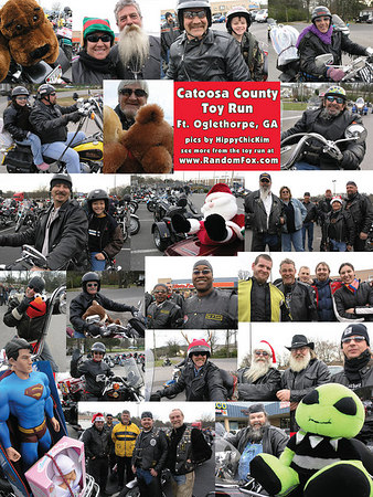Catoosa County Toy Run 2006