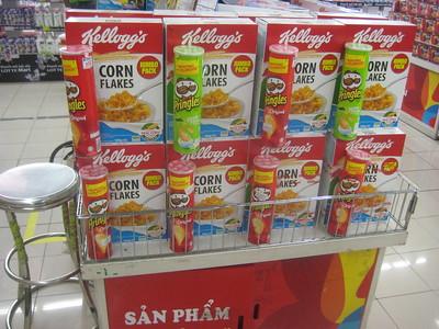 Day 52 - 06 October - Saigon DIstrict 7 - Lotte Mart