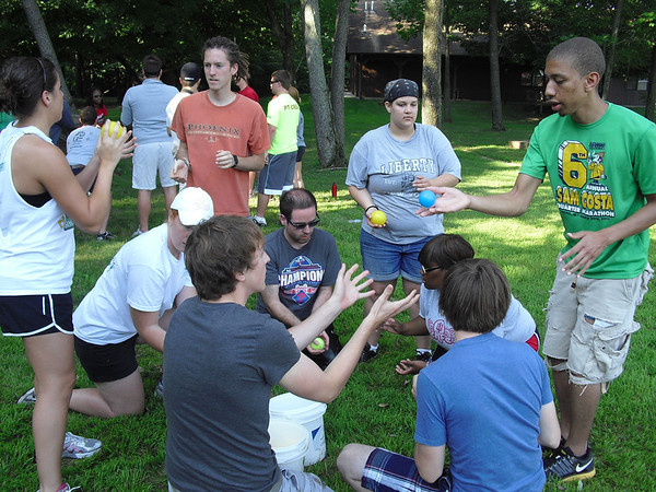 IUPUI Housing & Resident Life Student Staff Retreat August 2011