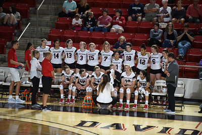 Volleyball vs High Point