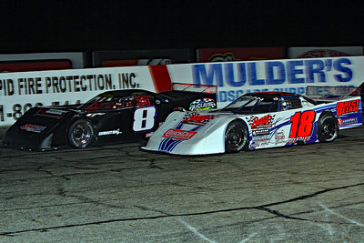 CRA Late Models & KLASH - Jim Denhamer photos