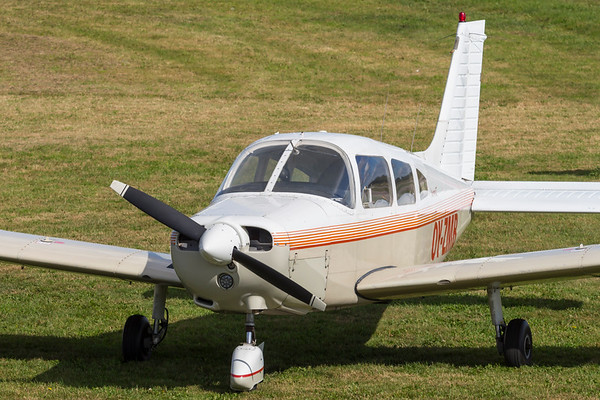 OY-ZMB - Piper PA-18-151 Warrior