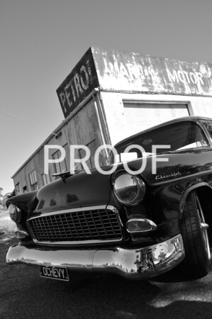 1955 Chevrolet, Melbourne Australia