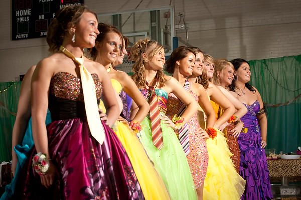 Hillsboro Prom - March 24, 2012