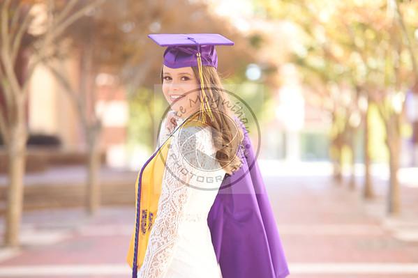 Olivia ECU Graduate