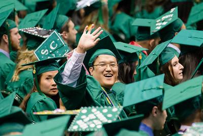 GMU Graduation, Spring, 2015