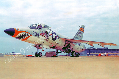 Sharkmouth Grumman F11 Tiger Airplane Pictures