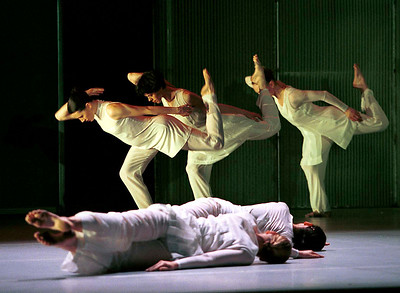 Siobhan Davies Dance 99