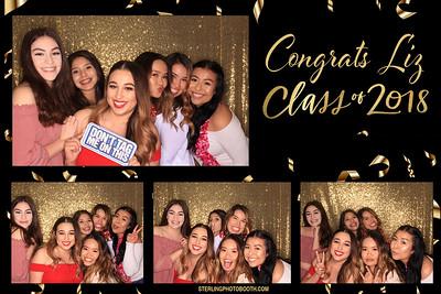 Congrats Liz Class of 2018
