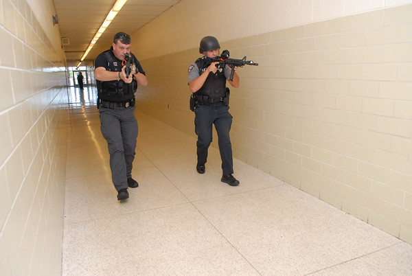08-18-17 NEWS Active shooter drill