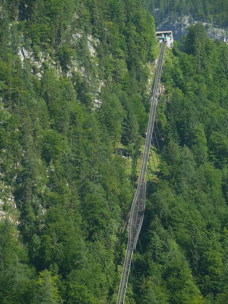 Di 8.6.10,  Hallstatt - Gstatterboden, 100km