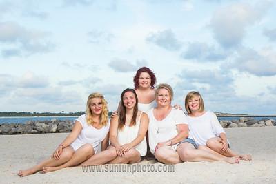 Powell Family Panama City Beach 2015