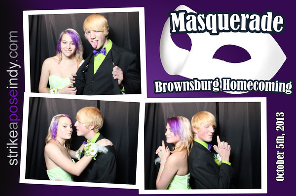 Masquerade Brownsburg Homecoming