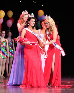 Mrs MO/Mrs KS and Princess pageants at Welk 3-2-13