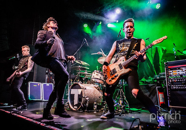 Toseland at Manchester Academy 2