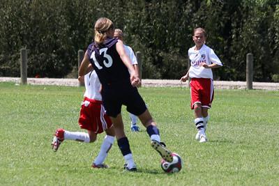 Xcelex LHGCL - Xcelex vs FC Grubb (8/22/2008)
