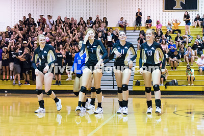 Volleyball: John Champe vs Freedom 9.16.14 (by Chas Sumser)