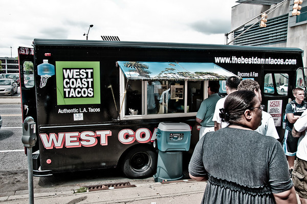 West Coast Tacos at IUPUI