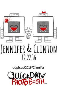 Jennifer & Clinton 12.22.16