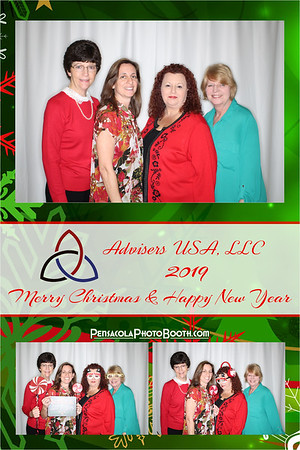Advisers USA Christmas Party 12-13-19