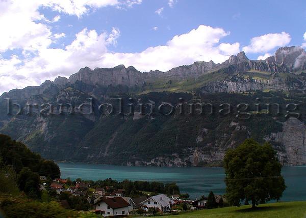 Road to Geneva (Including Liechtenstein)
