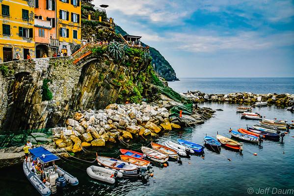 A Visual Taste of Italy