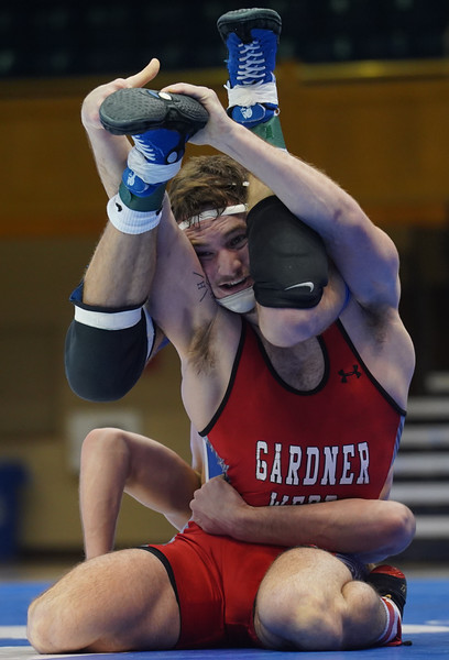 Wrestling vs. Duke