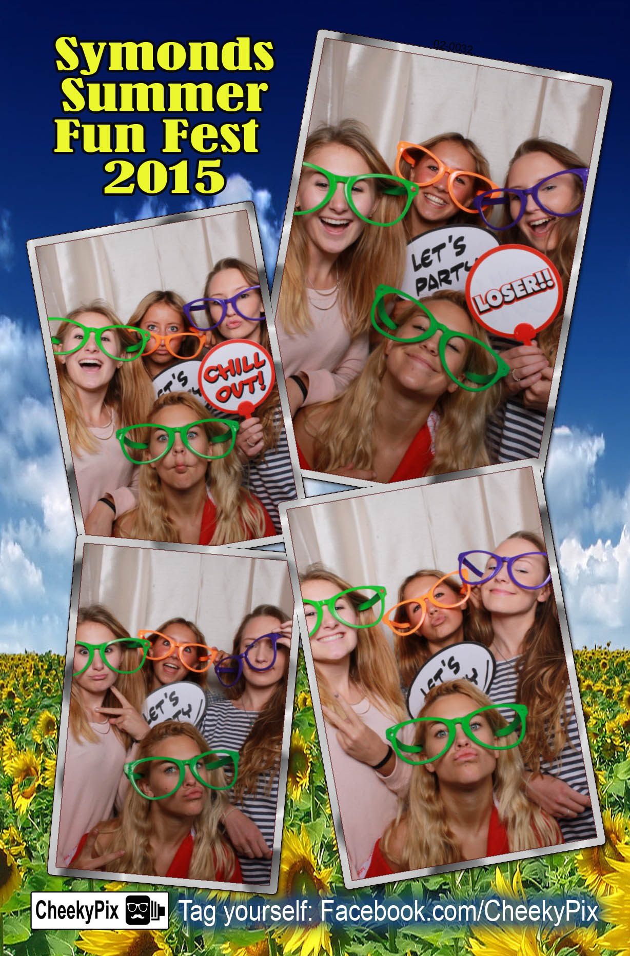 College photobooth hire