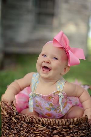Baby Ellie- 6 Months Old