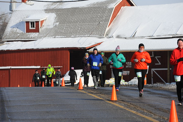 Finish Gallery 2 - 2019 Chill at the Mills 5K