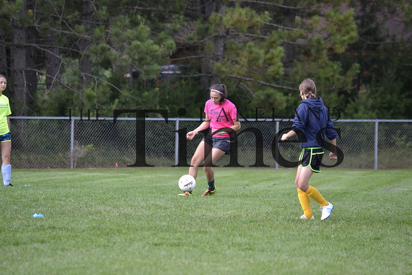 Illinois Springfield Soccer Camp at LUHS